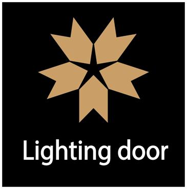 Lighting Door