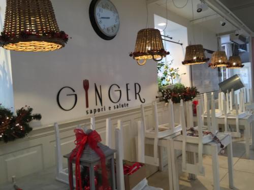 Allestimento interno - Ristorante Ginger